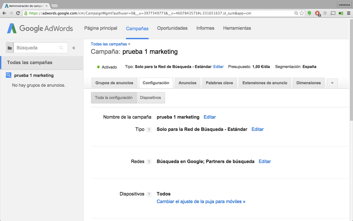 GOOGLE ADWORDS PUJAS 1
